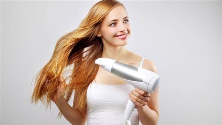 Saçlarınızı Tersten Kurutun