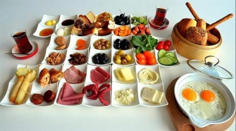 Kahvaltı yapın: