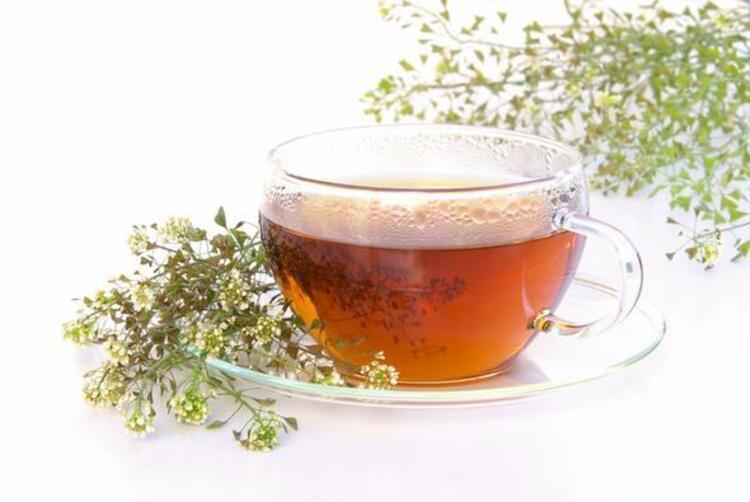 Kalori Yakmaya Yardımcı Çay