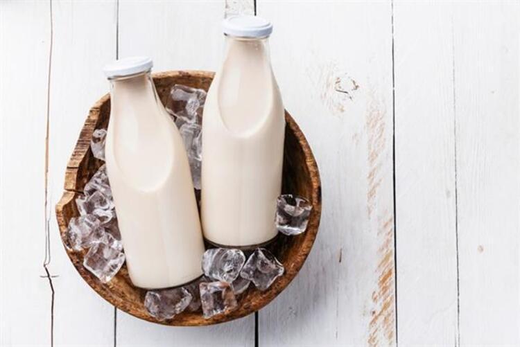 Formül: Günde 1-3 bardak süt