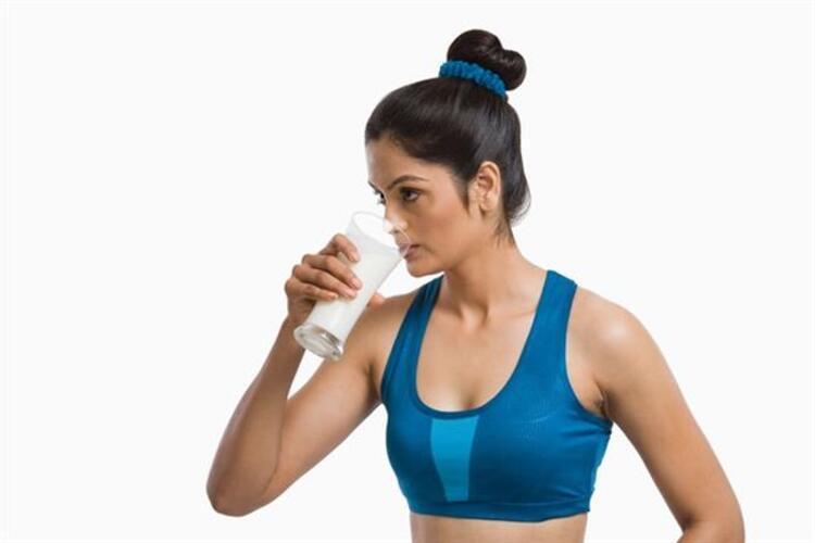 Spor sonrası süt içmek kas kaybını önler