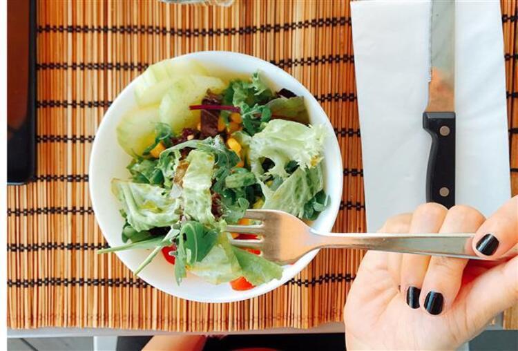 7. Sağlıklı beslenme olumlu etkiliyor
