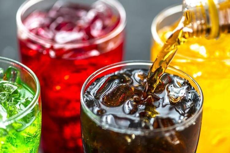 6. Gazlı içecekler tüketmeyin
