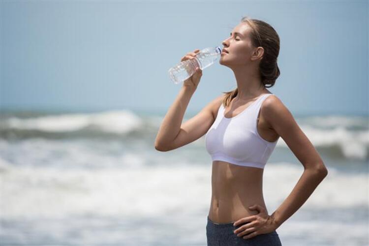 Vücut kilonuz başına 30 ml su