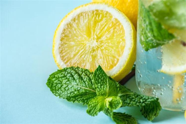 Sağlıklı limonata tarifi:
