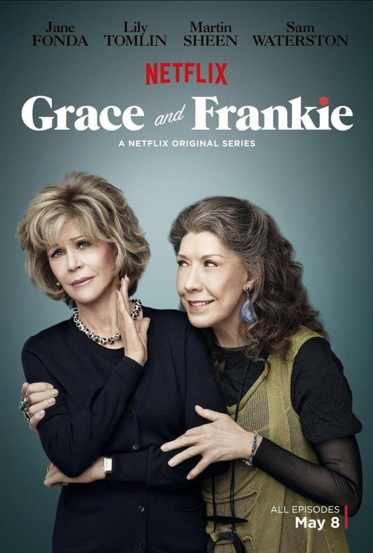 Yengeç burcu: Grace ve Frankie