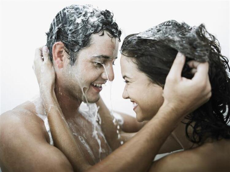 2- Birlikte Duş Alın