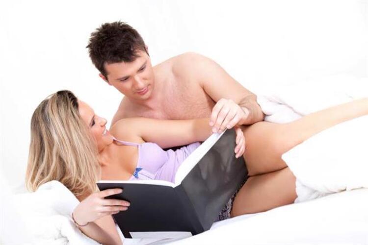 5- Erotik Kitaplar Okuyun