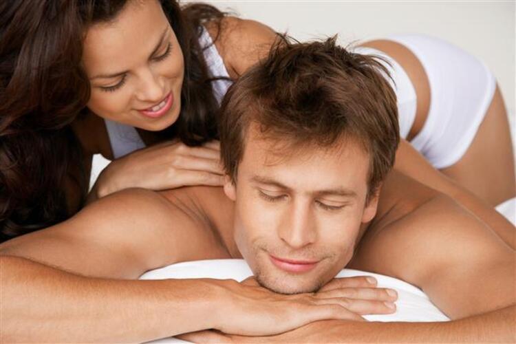 7- Birbirinize Masaj Yapın
