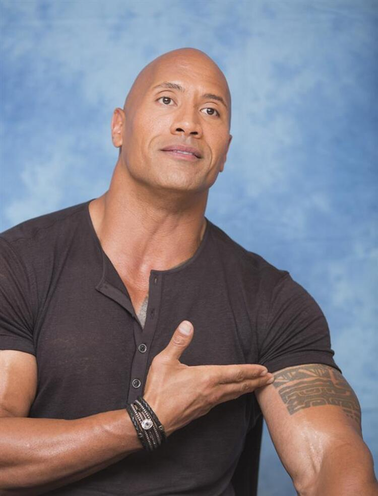 4. Dwayne Johnson