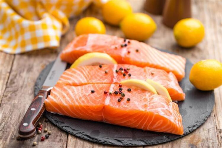 5. Somon Balığı