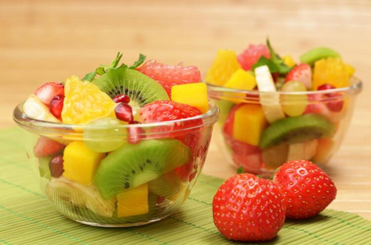 Meyve ve sebzeyi ihmal etmeyin