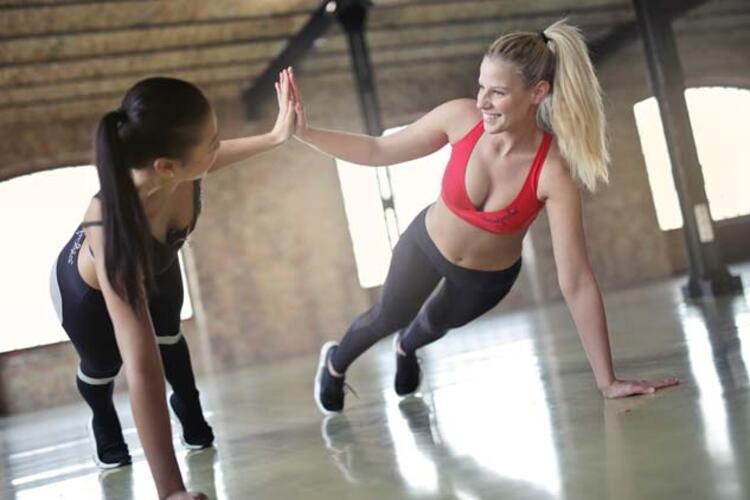 Egzersiz için kendi programınızı oluşturun