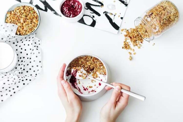 Beslenme tarzınızla aktivite seviyeniz örtüşsün