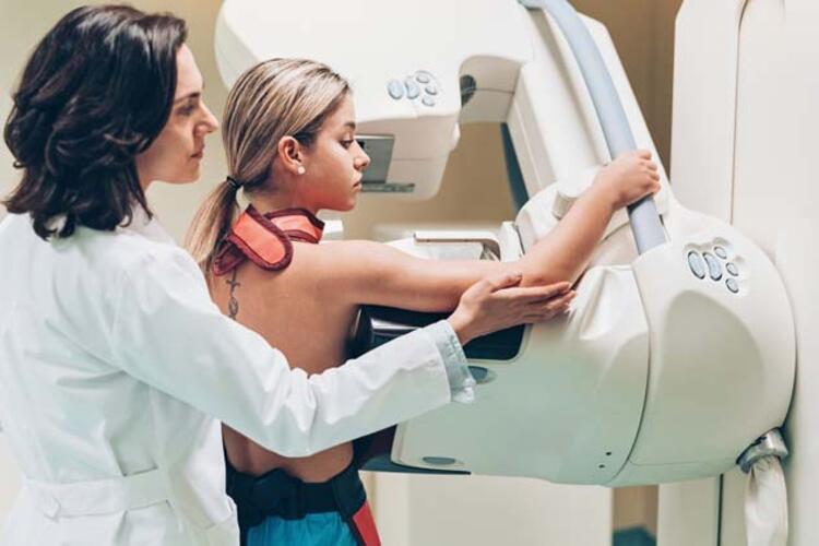 Ultrason ve mamografiyi ihmal etmeyin