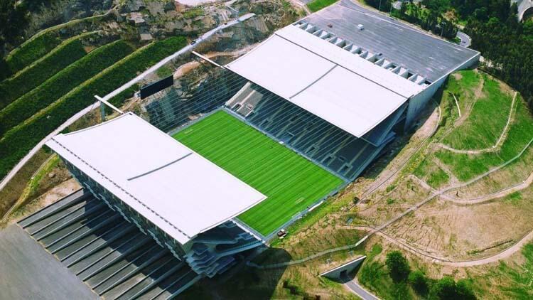 Estadio Municipal de Bragaya benziyor