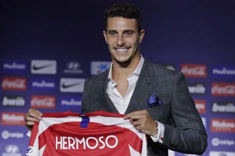 Mario Hermoso - Atletico Madrid