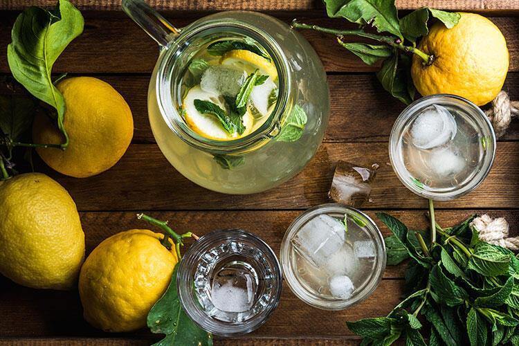 Ferahlatan limonata tarifi