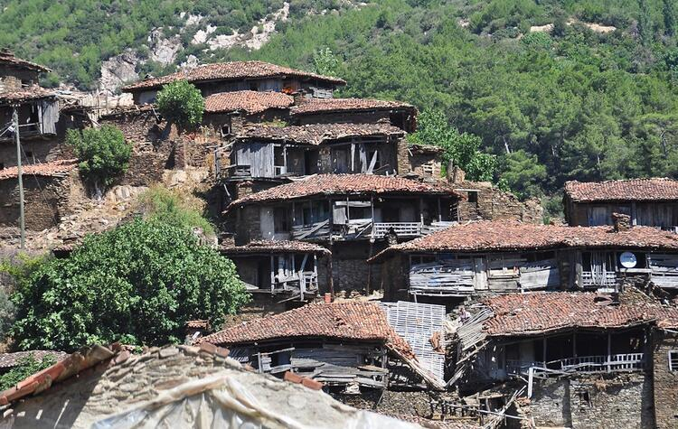 En iyi Lübbey Köyü manzarası