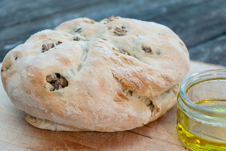Damper ekmeği, Avustralya
