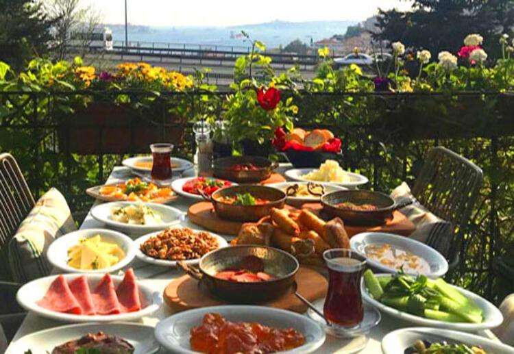 Symbola Bosphorus İstanbul-Aurora Restaurant