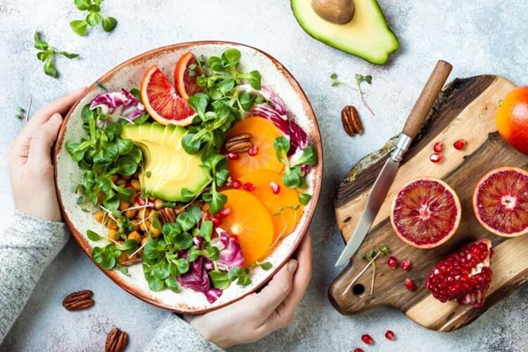 Sağlıklı bir PCOS diyeti aşağıdakileri içermelidir: