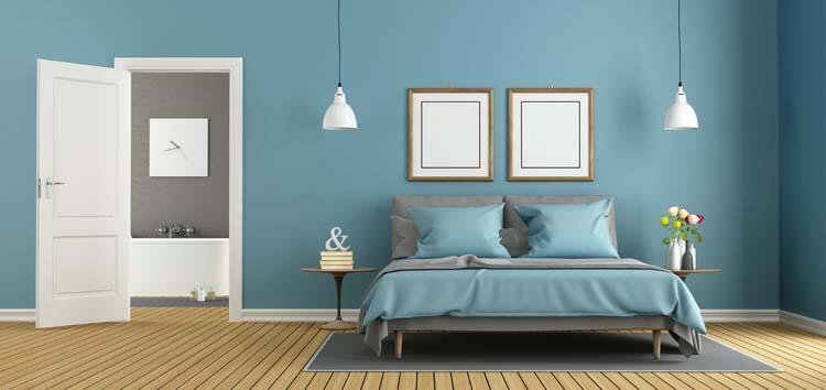1. Açık mavi, sakinlik ve berraklık uyandırır.
