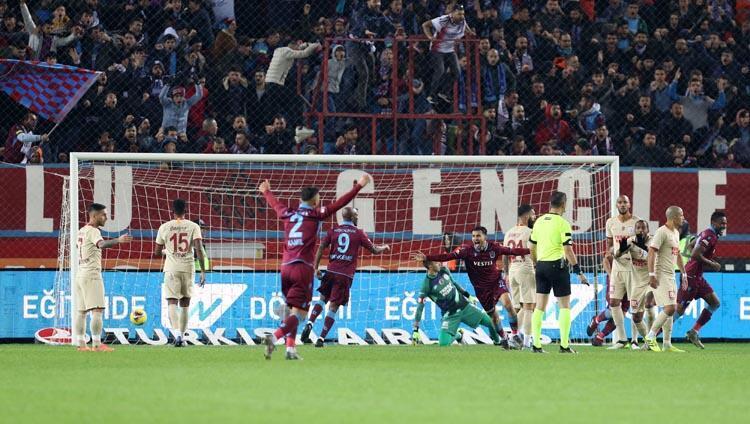 Sörloth:15 , Galatasaray:16