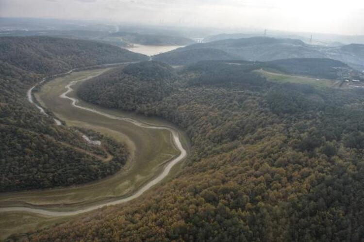 İstanbul'da su alarmı yok ama tedbir şart