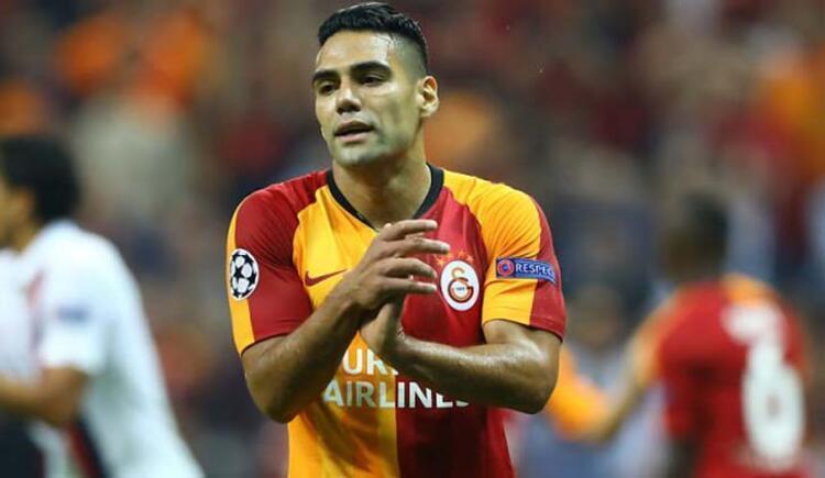 Radamel Falcao 5 maç 1 gol 0 asist