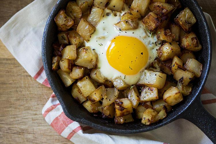Patates mıhlası tarifi
