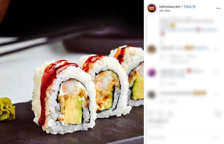 İoki Sushi Bar & Japanese Restaurant