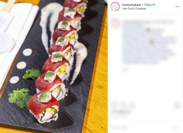 İnari Omakase Japanese Restaurant
