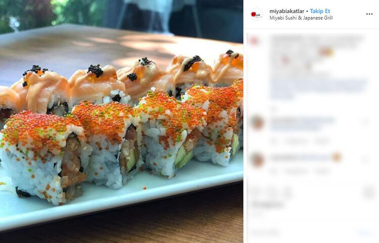 Miyabi Sushi & Japanese Grill Bar