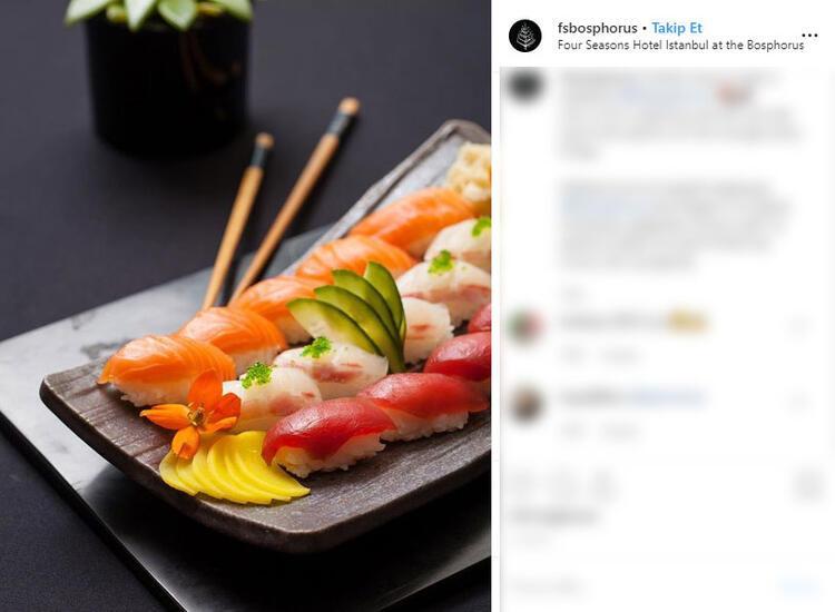 Aqua Restaurant – Four Seasons Hotel Bosphorus