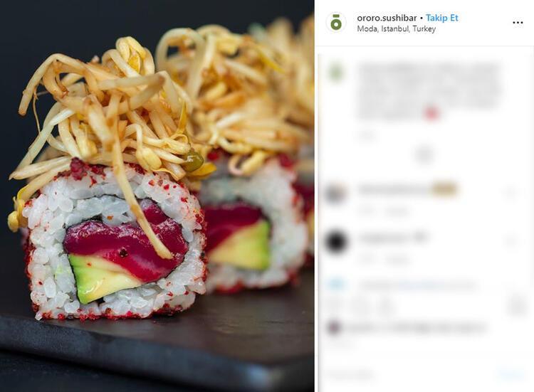 Ororo Sushi Bar