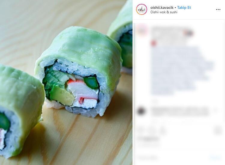 Oishii Wok & Sushi
