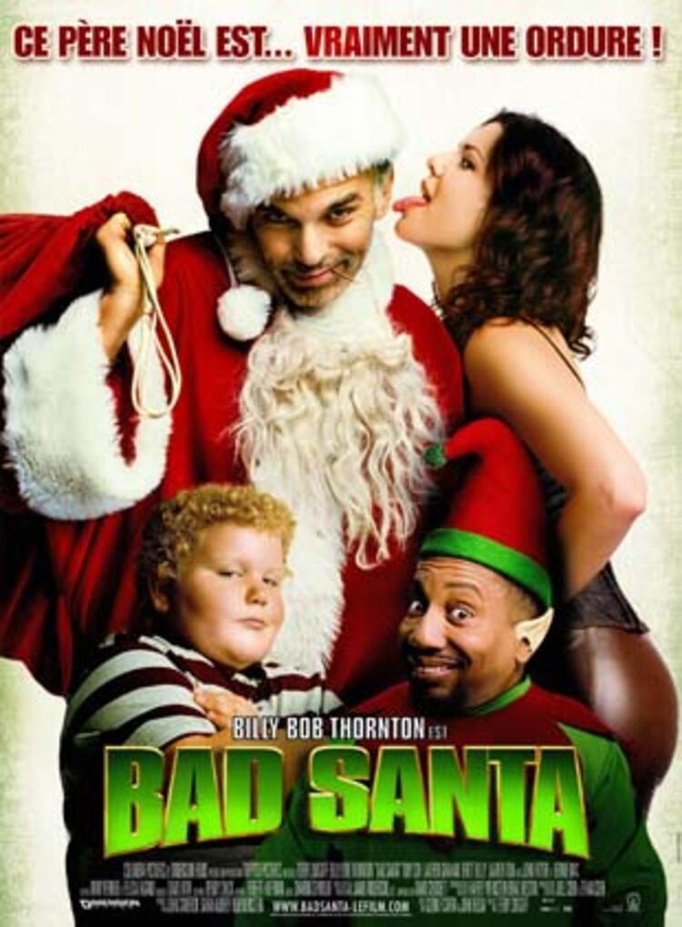 Bad Santa (Yeni Yıl Soygunu):