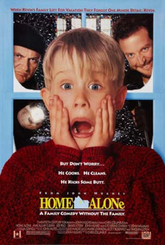 Home Alone (Evde Tek Başına):