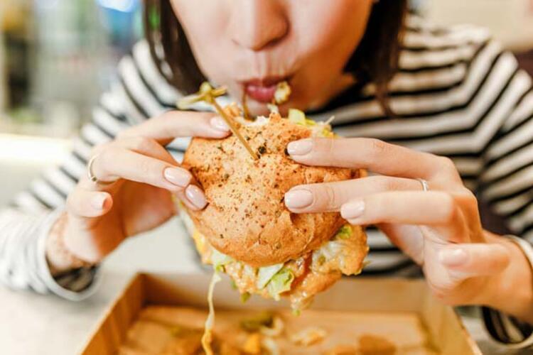 Kızartmalar ve aşırı yağlı yiyecekler