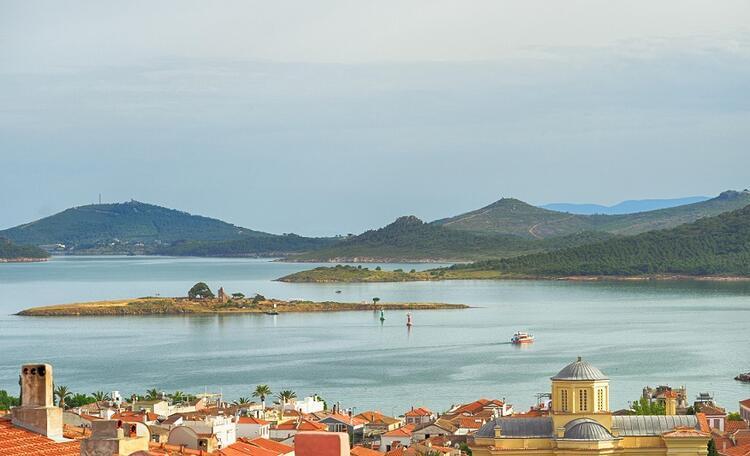 Ege Denizi'nin en güzel adası