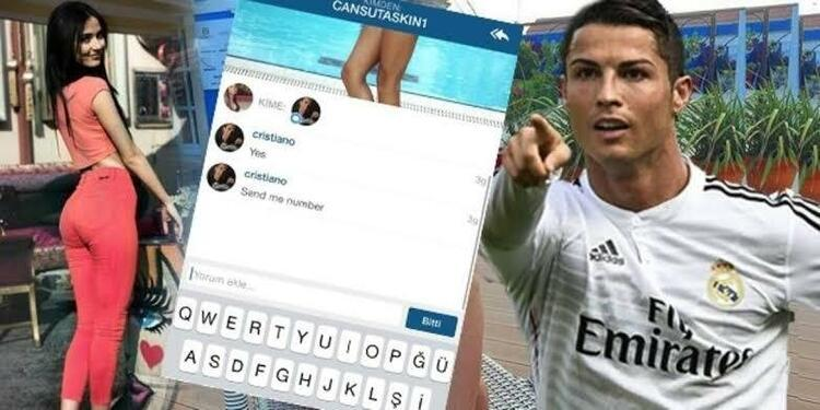 Ronaldo - Cansu Taşkın