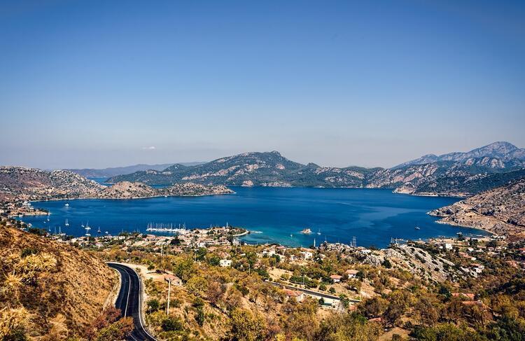 Türkiyede de dünyanın en zengin kasabalarından biri olarak anılan bir yer olduğunu biliyor muydunuz