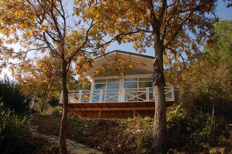 Şehre yakın bir vaha Kulindağ Dağ Evi - İstanbul