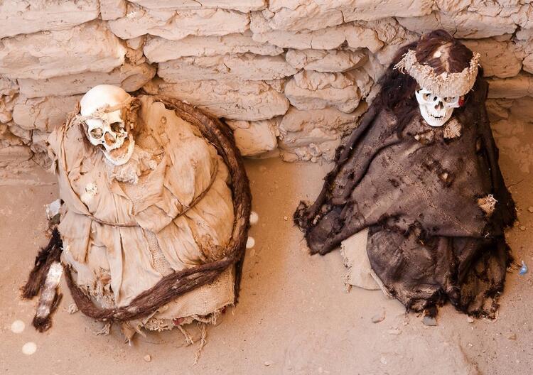 Peru / Chauchilla Mezarlığı