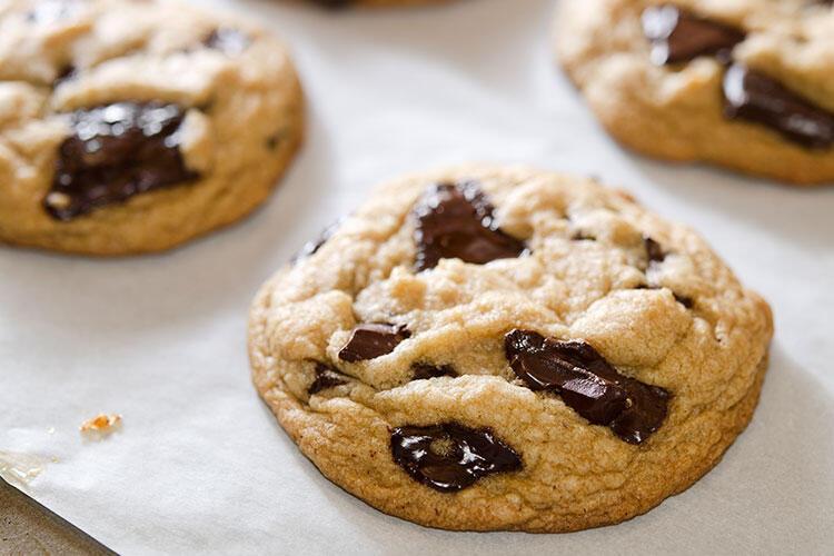 Çikolatalı cookie (kuki) tarifi