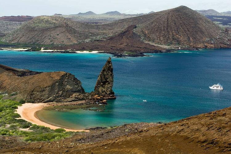 4- Galapagos Adaları, Ekvador