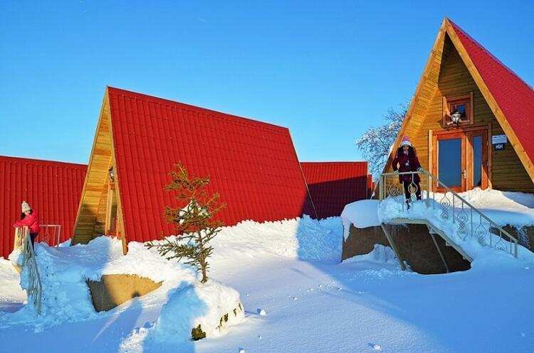 Kış turizminin parlayan yıldızı