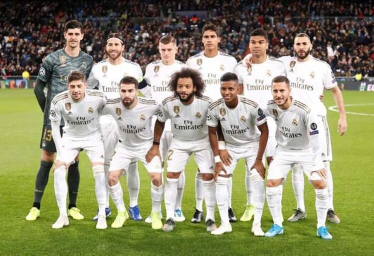 1. Real Madrid CF