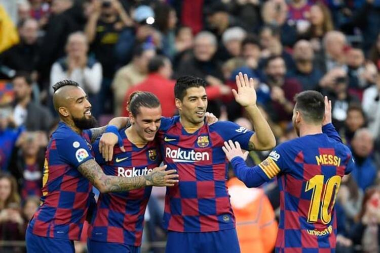 3. FC Barcelona
